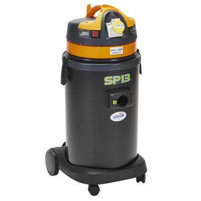 SP13 Compact Dust Control Vacuum, PWM Sales Ltd