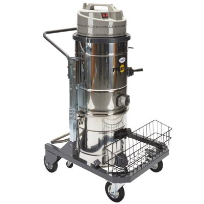 TV150 NEV Industrial heavy duty 3 motor vacuum