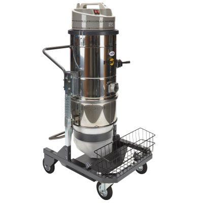 TV150 NEV, Longopac, 3 motor heavy duty industrial vacuum Product