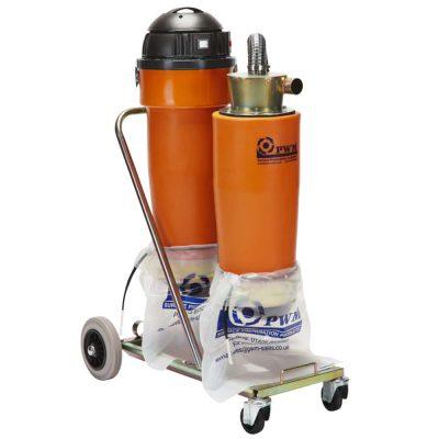 TV50P Dust Control Vacuum