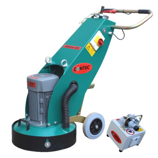 Omega 450 Concrete Floor Grinder / Polisher