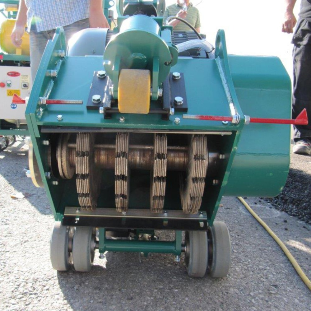 Ct320 Concrete Groover Shaver Channel Cutter Pwm Sales