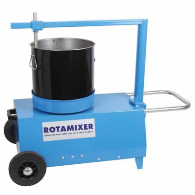RM32 Rotamix, Forced action mixer