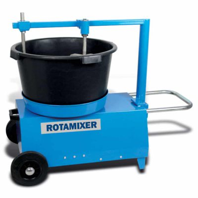 RM65 / 90 Rotamix Forced action mixer
