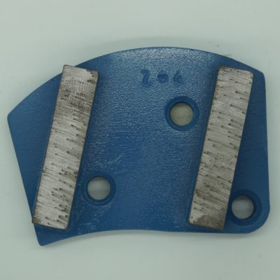 PWM bolt on diamond segments