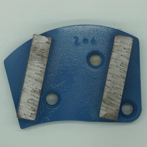 FTR410 Multi-Prep bolt on diamond segments, PWM Sales Ltd