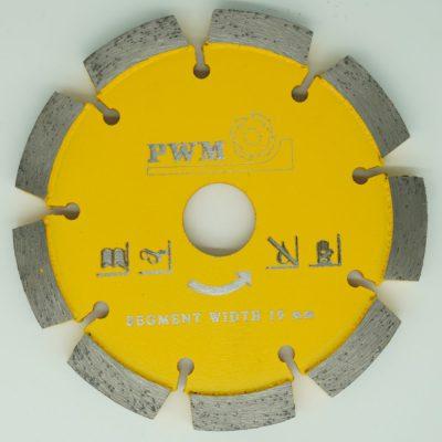 Premium mortar raking blades