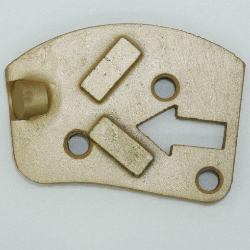 GPM500 Orbital / planetary concrete floor grinder polisher, component